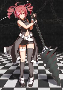 Rating: Safe Score: 23 Tags: astn black_rock_shooter cosplay kasane_teto utau vocaloid User: Radioactive