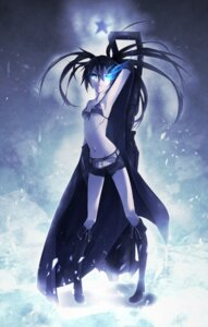 Rating: Safe Score: 58 Tags: bikini_top black_rock_shooter black_rock_shooter_(character) takka underboob vocaloid User: Radioactive