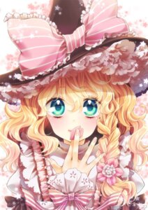 Rating: Safe Score: 13 Tags: kirisame_marisa n_saki touhou User: Nekotsúh