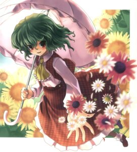 Rating: Safe Score: 5 Tags: kazami_yuuka marukata touhou User: Mr_GT