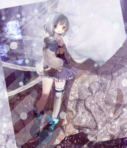 Rating: Safe Score: 17 Tags: 86thunder miki_sayaka puella_magi_madoka_magica thighhighs User: blooregardo