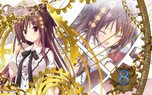 Rating: Safe Score: 42 Tags: calendar chrono_clock jounouchi_makoto koku purple_software wallpaper User: moonian