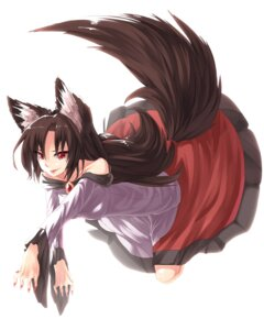 Rating: Safe Score: 42 Tags: animal_ears imaizumi_kagerou notsugimi tail touhou User: Enigma92