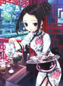 Rating: Safe Score: 24 Tags: chinadress takeda_hinata waitress User: hugo_victor