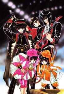Rating: Safe Score: 3 Tags: clamp sumeragi_hokuto sumeragi_subaru User: Share