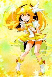 Rating: Safe Score: 19 Tags: kise_yayoi pretty_cure smile_precure! sw User: Nekotsúh