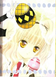 Rating: Safe Score: 3 Tags: binding_discoloration mashiro_rima peach-pit shugo_chara User: noirblack