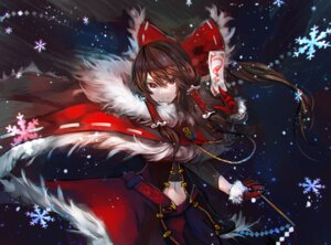 Rating: Safe Score: 48 Tags: christmas hakurei_reimu kusakanmuri touhou User: Mr_GT