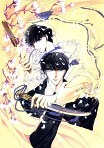 Rating: Safe Score: 4 Tags: clamp male sakurazuka_seishirou sumeragi_subaru x User: Share