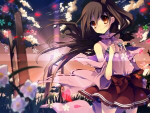 Rating: Safe Score: 25 Tags: miko pixiv_fantasia_v rugo User: blooregardo