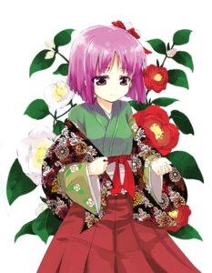 Rating: Safe Score: 11 Tags: gochou_(comedia80) hieda_no_akyuu japanese_clothes touhou User: Radioactive