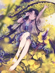 Rating: Safe Score: 74 Tags: cleavage fairy kieta pointy_ears see_through shadowverse thighhighs User: Mr_GT