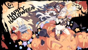Rating: Safe Score: 41 Tags: amatsukaze_(kancolle) animal_ears bandages halloween kantai_collection litsvn pantsu rensouhou-kun stockings tail thighhighs witch User: Mr_GT