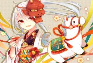 Rating: Safe Score: 28 Tags: goma_(11zihisin) horns trap yukata User: dreamer2908