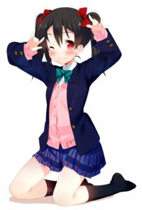 Rating: Safe Score: 28 Tags: love_live! meito seifuku yazawa_nico User: LS1088