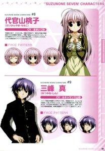 Rating: Safe Score: 6 Tags: clochette daikanyama_momoko oshiki_hitoshi profile_page suzunone_seven User: admin2