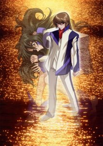 Rating: Safe Score: 2 Tags: minashiro_soushi minashiro_tsubaki soukyuu_no_fafner User: Radioactive