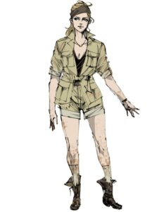 Rating: Safe Score: 7 Tags: cecile_cosima_caminades cleavage konami metal_gear metal_gear_solid metal_gear_solid_peace_walker shinkawa_yoji User: Radioactive