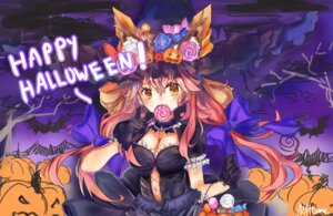 Rating: Safe Score: 15 Tags: animal_ears caster_(fate/extra) cleavage fate/extra fate/grand_order fate/stay_night halloween nattsume User: Mr_GT