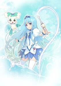 Rating: Safe Score: 9 Tags: coffret heartcatch_pretty_cure! kurumi_erika miz pretty_cure thighhighs User: Radioactive