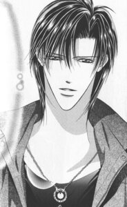 Rating: Safe Score: 2 Tags: male monochrome nakamura_yoshiki skip_beat tsuruga_ren User: charunetra