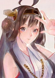 Rating: Safe Score: 12 Tags: japanese_clothes junp kantai_collection kongou_(kancolle) User: charunetra