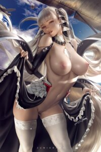 Rating: Explicit Score: 135 Tags: azur_lane formidable_(azur_lane) gothic_lolita lolita_fashion nipples nopan pussy skirt_lift thighhighs topless uncensored zumi_(zumidraws) User: BattlequeenYume