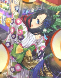 Rating: Safe Score: 28 Tags: horns karin_(puzzle_&_dragons) puzzle_&_dragons tail yukata yuzutosen User: Mr_GT