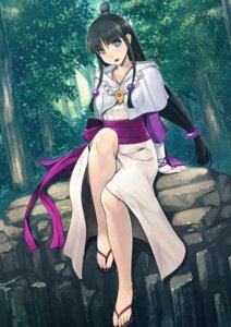 Rating: Safe Score: 38 Tags: ayasato_mayoi gyakuten_saiban kimono mahito User: Mr_GT