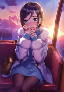 Rating: Safe Score: 43 Tags: canvas_(morikura_en) dress morikura_en pantyhose possible_duplicate sweater valentine User: kiyoe