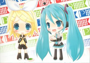 Rating: Safe Score: 5 Tags: calendar hapido hatsune_miku kagamine_rin vocaloid User: Radioactive