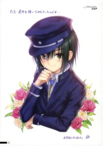 Rating: Safe Score: 19 Tags: angel_beats! goto-p male naoi_ayato User: Velen