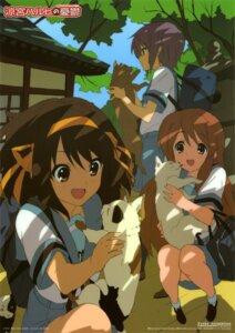 Rating: Safe Score: 21 Tags: asahina_mikuru ishidate_taichi nagato_yuki seifuku suzumiya_haruhi suzumiya_haruhi_no_yuuutsu User: Share