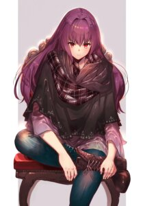 Rating: Safe Score: 20 Tags: fate/grand_order nakanishi_tatsuya scathach_(fate/grand_order) User: charunetra