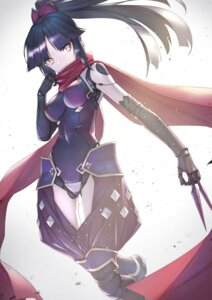 Rating: Safe Score: 16 Tags: armor bodysuit fate/grand_order itaco1987 see_through weapon User: Mr_GT