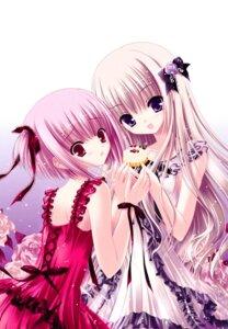 Rating: Safe Score: 57 Tags: dress lolita_fashion see_through tinkle tsukiyo_no_fromage User: SHM222