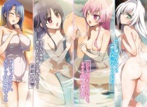 Rating: Questionable Score: 49 Tags: ass bathing breast_hold censored hundred naked ookuma_nekosuke tagme towel wet User: kiyoe