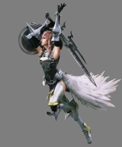Rating: Safe Score: 32 Tags: armor cg final_fantasy final_fantasy_xiii final_fantasy_xiii-2 lightning square_enix sword transparent_png User: Radioactive