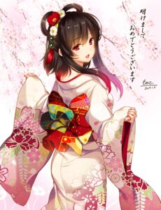 Rating: Safe Score: 76 Tags: flower_knight_girl kimono monety User: fairyren