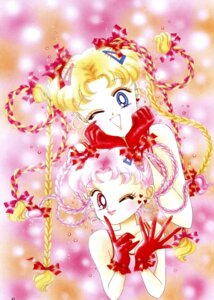 Rating: Safe Score: 2 Tags: chibiusa sailor_moon takeuchi_naoko tsukino_usagi User: Radioactive