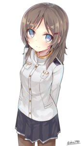 Rating: Safe Score: 49 Tags: china_moeka high_school_fleet monobe_tsukuri pantyhose uniform User: nphuongsun93