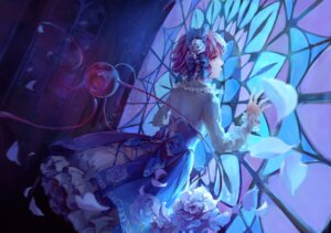 Rating: Safe Score: 54 Tags: dress jlien- komeiji_satori touhou User: Mr_GT