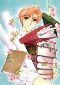 Rating: Safe Score: 4 Tags: card_captor_sakura clamp kinomoto_fujitaka male User: Share
