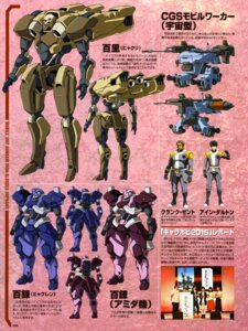 Rating: Safe Score: 10 Tags: cgs_mobile_worker chiba_michinori crank_zent ein_dalton gundam gundam_iron-blooded_orphans hyakuren hyakuri mecha photo profile_page uniform User: drop