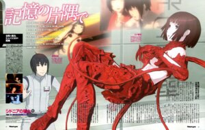 Rating: Questionable Score: 13 Tags: hoshijiro_shizuka knights_of_sidonia nagazono_reiji tanikaze_nagate User: drop