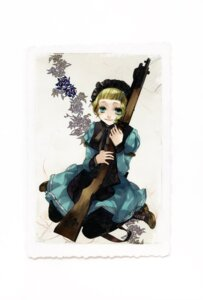 Rating: Safe Score: 6 Tags: dress gun kazuaki User: Radioactive