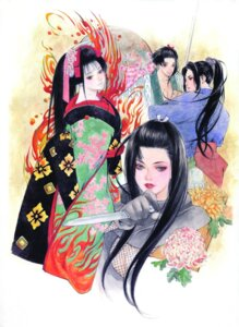 Rating: Safe Score: 2 Tags: kimono ninja sumeragi_natsuki User: Radioactive