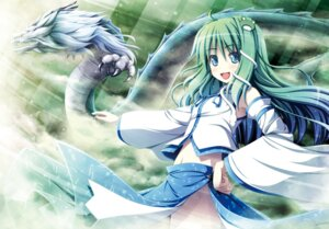 Rating: Safe Score: 32 Tags: akashio kochiya_sanae touhou User: fairyren