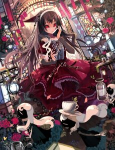 Rating: Safe Score: 58 Tags: dress namae_mayoi_naka User: charunetra
