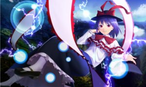 Rating: Safe Score: 17 Tags: gomibukurokarasu nagae_iku touhou User: Mr_GT